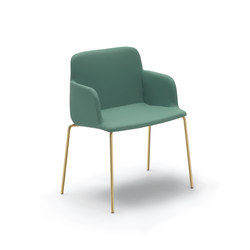 Brianza Chair | Visitors chairs / Side chairs | ARFLEX