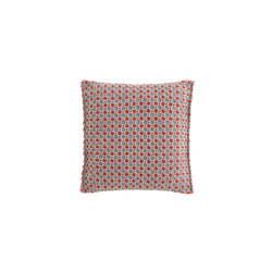 Garden Layers Small Cushion Gofre blue | Kissen | GAN