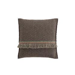 Garden Layers Big Cushion Diagonal aloe-grey   Kissen   GAN