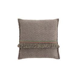 Garden Layers Big Cushion Diagonal aloe-opal   Kissen   GAN