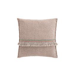 Garden Layers Big Cushion Diagonal almond-ivory   Kissen   GAN