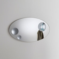 Celeste | Mirrors | Glas Italia