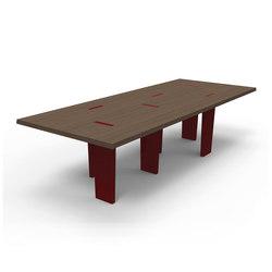 Domino Table | Restaurant tables | ARFLEX