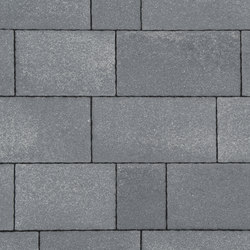 Urbino Vulcan grey, grained | Concrete panels | Metten