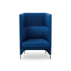 Algon Armchair High | Poltrone | ARFLEX