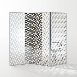 Fragment | Folding screens | Glas Italia
