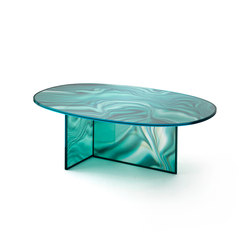 Liquefy | Lounge tables | Glas Italia