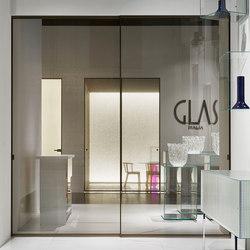 Sherazade | Puertas de vidrio | Glas Italia