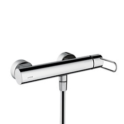 AXOR Uno Single lever shower mixer for exposed installation loop handle | Shower controls | AXOR