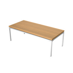 Home Collection Dining | Bench 140/62 | Bancs de jardin | Viteo