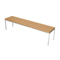 Home Collection Dining | Bench 190/41 | Panche da giardino | Viteo