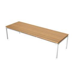 Home Collection Dining | Bench 190/62 | Bancs de jardin | Viteo