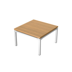 Home Collection Lounge | Lounge Table 69/69 | Tables basses de jardin | Viteo