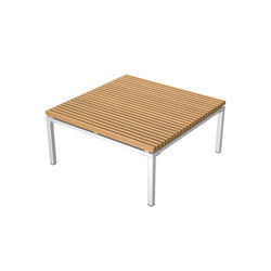 Home Collection Lounge | Lounge Table 90/90 | Tavoli bassi da giardino | Viteo