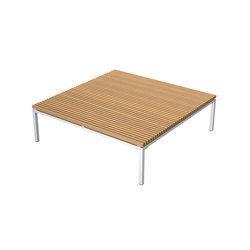 Home Collection Lounge | Lounge Table 140/140 | Tables basses de jardin | Viteo