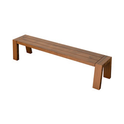 Solo Collection | Bench 210 | Garden benches | Viteo