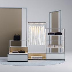 USM Haller E | Cloakroom cabinets | USM