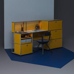 USM Haller E | Desks | USM