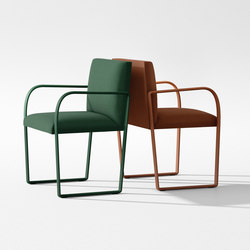 Arcos | Visitors chairs / Side chairs | Arper