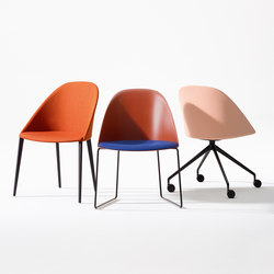 Cila | Restaurant chairs | Arper