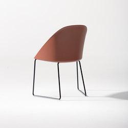 Cila | Sedie mensa | Arper