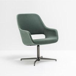 Babila Comfort 2789 | Armchairs | PEDRALI
