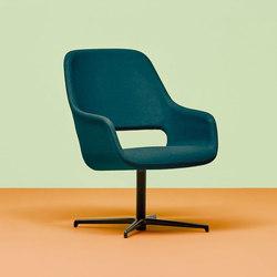 Babila Comfort | Lounge chairs | PEDRALI