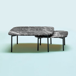 Buddy | Lounge tables | PEDRALI