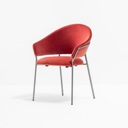 Jazz armchair 3716 | Restaurant chairs | PEDRALI