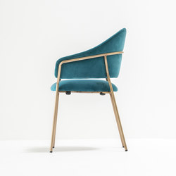 Jazz armchair 3716 | Chairs | PEDRALI