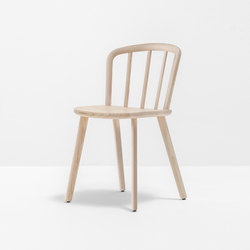 Nym chair 2830 | Restaurant chairs | PEDRALI