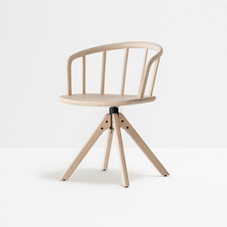 Nym armchair 2845 | Restaurant chairs | PEDRALI