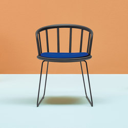 Nym | Restaurant chairs | PEDRALI