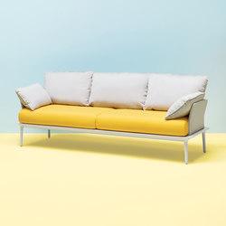 Reva | Garden sofas | PEDRALI