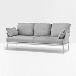 Reva Sofa | Sofás de jardín | PEDRALI