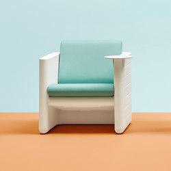 Sunset | Garden armchairs | PEDRALI