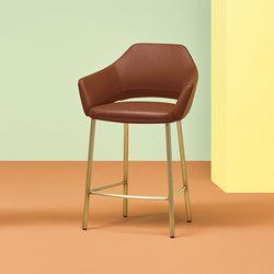 Vic barstool | Bar stools | PEDRALI