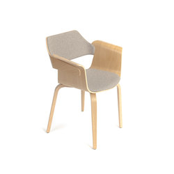 Flagship Arm chair | Restaurantstühle | PlyDesign