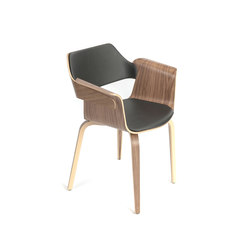 Flagship Arm chair | Restaurant chairs | PlyDesign