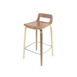 Korvet Barstool - Naked | Bar stools | PlyDesign
