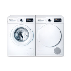 Washing machine Spirit Eco WA 4800 + Dryer Spirit Eco WA 4820 | Dryers | Schulthess Maschinen