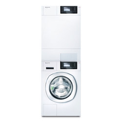 Washing machine Spirit 520 + Dryer Spirit 620 turm | Dryers | Schulthess Maschinen