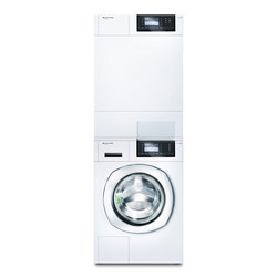 Washing machine Spirit 520 + Dryer Spirit 630 turm | Secadores | Schulthess Maschinen