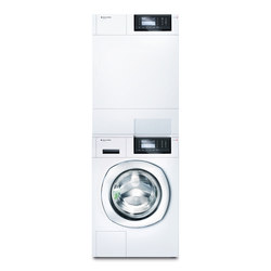 Washing machine Spirit 540 + Dryer Spirit 640 turm | Secadores | Schulthess Maschinen