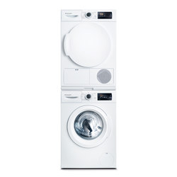 Washing machine Spirit Eco WA 4800 + Dryer Spirit Eco WA 4810 turm | Dryers | Schulthess Maschinen