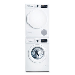 Washing machine Spirit Eco WA 4800 + Dryer Spirit Eco WA 4820 turm | Dryers | Schulthess Maschinen