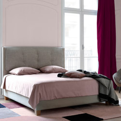 Sleeping Systems Collection Prestige | Headboard Cosy | Double beds | Treca Interiors Paris