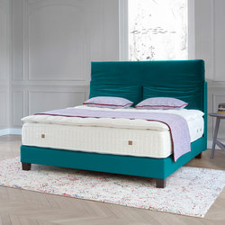 Sleeping Systems Collection Prestige | Headboard Mellow | Double beds | Treca Interiors Paris