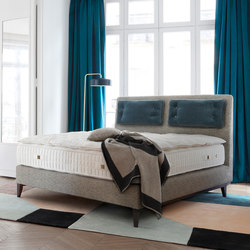 Sleeping Systems Collection Prestige | Headboard Sense | Double beds | Treca Paris