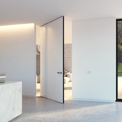 Portapivot 5045 XL | black anodized | Portes intérieures | PortaPivot